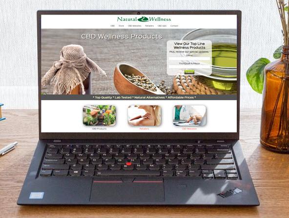 hemp wellness products