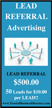 Lead Referral Advertising